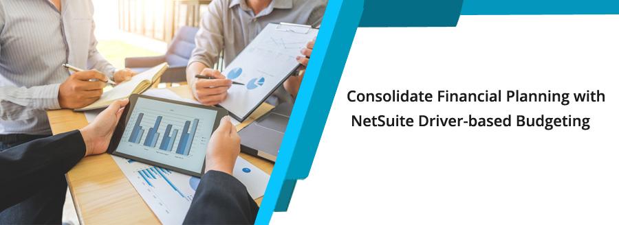 NetSuite Budgeting